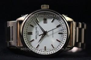 Réplica de relógio RÉPLICA DE RELÓGIO PATEK PHILIPPE GENEVE AUTOMATIC