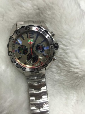Réplica de relógio TAG Heuer SENNA Aço NRTHSNA-001