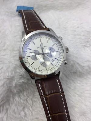 Réplica de relógio Breitling Pulseira Couro RBPCN-004