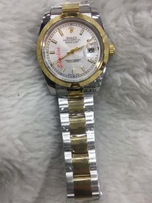 Réplica de relógio ROLEX DATJUST COM DATA RDD-0012