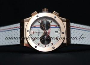 Réplica de relógio HUBLOT CAIXA DOURADO CLASSIC FUSION