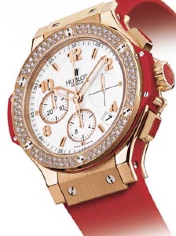Réplica de relógio Réplica de Relógio Hublot Big Bang Valentines Day