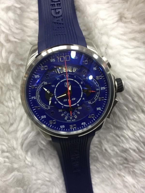 Réplica de relógio TAG Heuer Mercedes BORRACHA NRTHMB-005