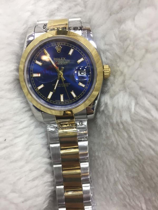 Réplica de relógio Rolex Datjust com Data RDD-0010