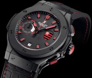 Réplica de relógio Réplica de Relógio Hublot Flamengo