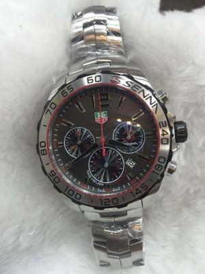Réplica de relógio TAG Heuer SENNA Aço NRTHSNA-003
