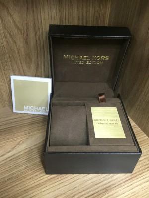 Réplica de relógio Caixa Grande Original Michael Kors MKCXL-001