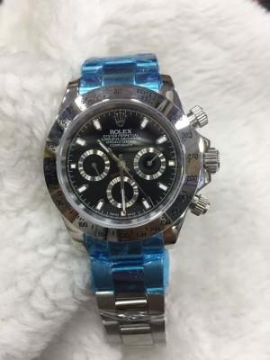 Réplica de relógio Rolex Daytona Pulseira Aço RDPA-009
