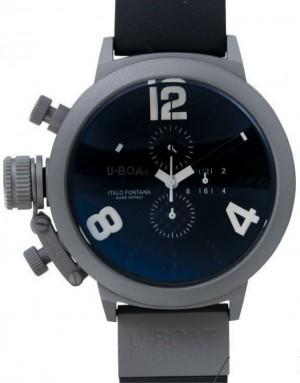 Réplica de relógio Réplica de Relógio U-Boat Fontana U-1001 Black