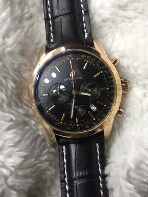Réplica de relógio Breitling Pulseira Couro RBPCN-007