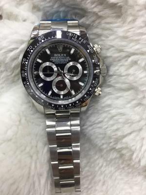 Réplica de relógio Rolex Daytona Cerâmica RDCE-003