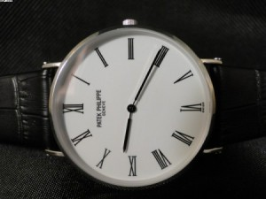 Réplica de relógio REPLICA DE RELOGIO PATEK PHILIPPE GENEVE SLIM - PTK04