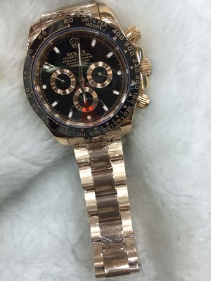 Réplica de relógio Rolex Daytona Rose  RDCXR-003