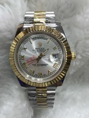 Réplica de relógio Rolex Datejuste Calend