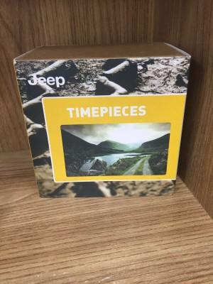 Réplica de relógio Caixa Original JEEP JCXO-001