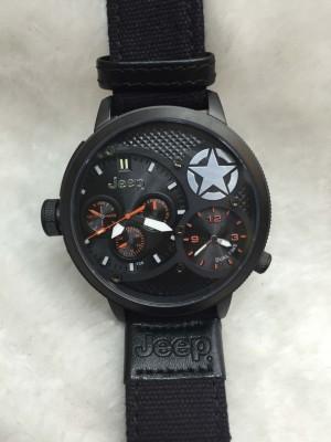 Réplica de relógio JEEP Dual Time JEEPDT-003
