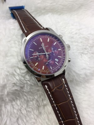 Réplica de relógio Breitling Pulseira Couro RBPCN-001