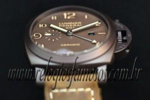 Réplica de relógio PANERAI LUMINOR GMT