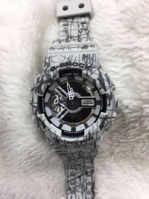 Réplica de relógio Casio G-Shock Ponteiro C/Digital GSCD-0019