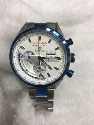 Réplica de relógio TAG Heuer Redbull Aço NRTHRBA-003